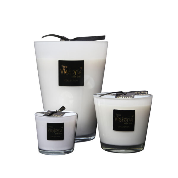 From Victoria With Love Candles kaarsen met geur