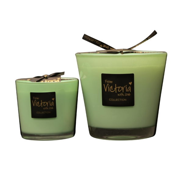 From Victoria With Love Glossy Candle